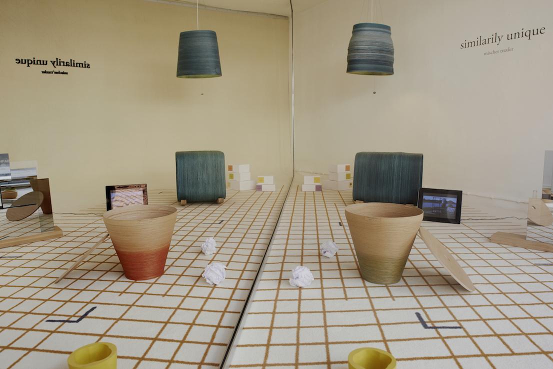 Similarly Unique, design by Mischer'Traxler, installation, 2013.