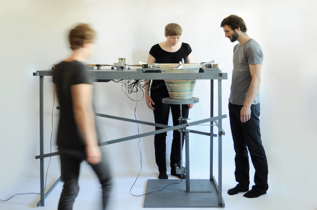 Collective works, design di Mischer'Traxler, 2011.