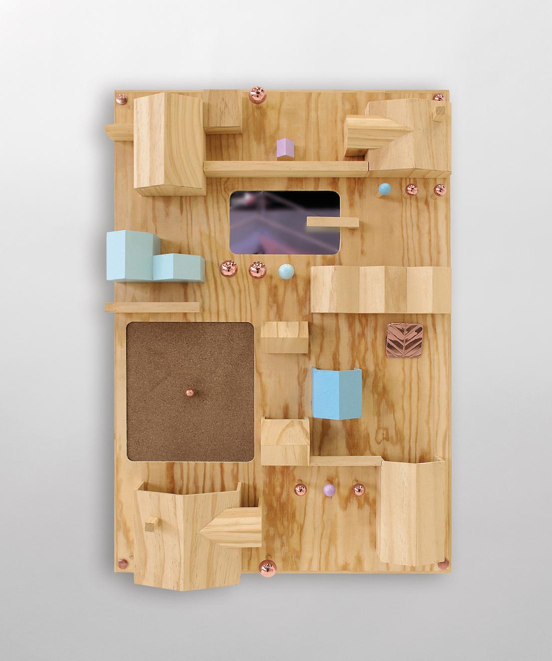 Suburbia, design by Note Design Studio for Seletti.