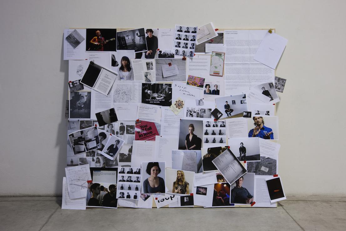 Valerio Rocco Orlando, Lover's Discourse (New York), 2010.