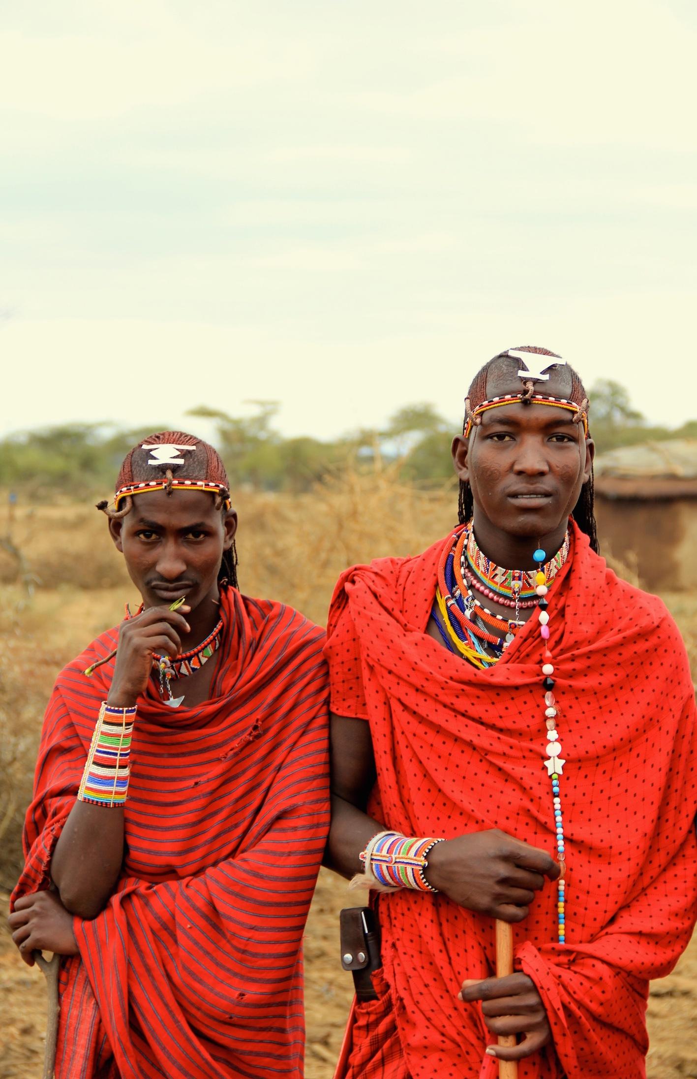 Maasai, Kenya.