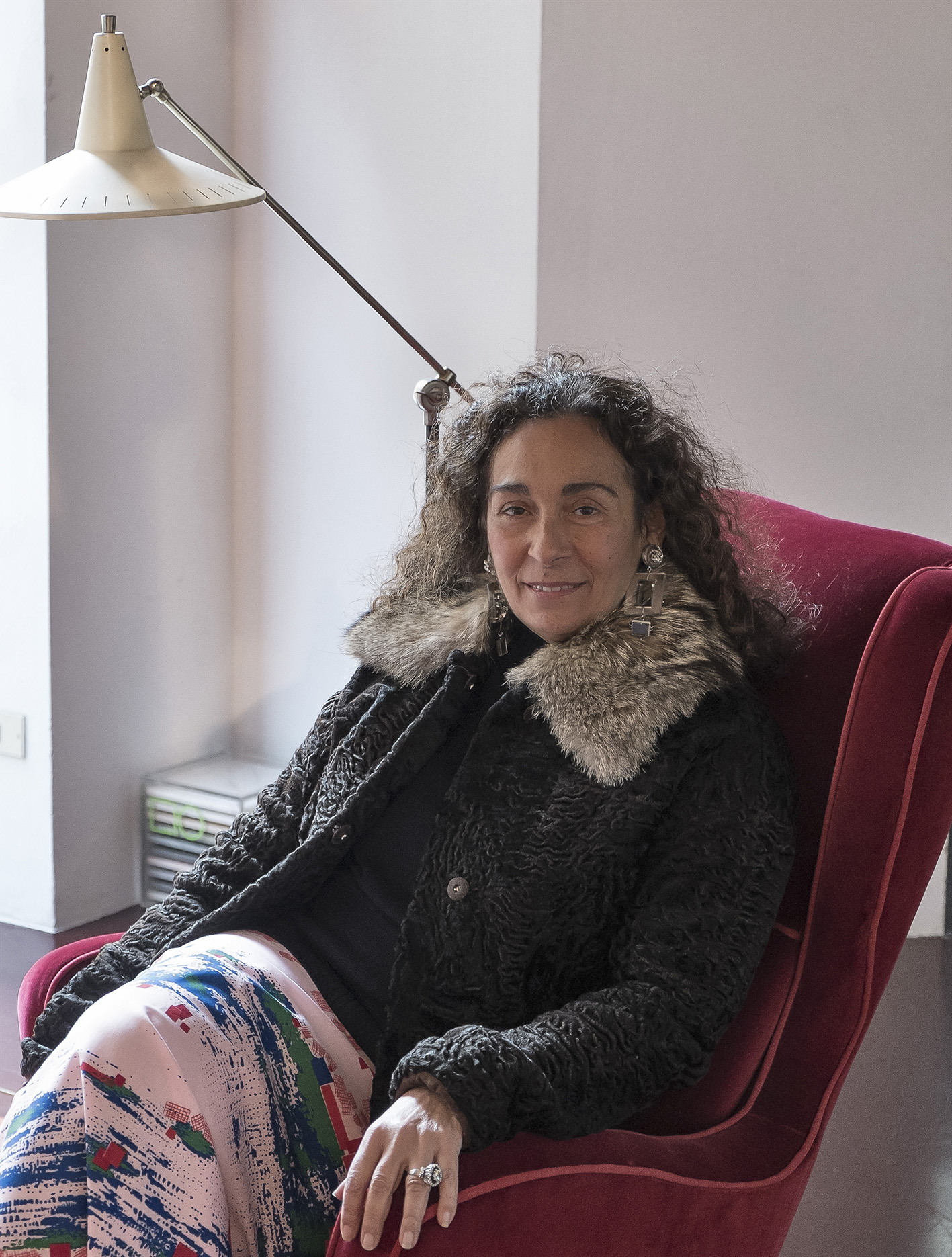 Nina Yashar. Photo: Ruy Teixtera.